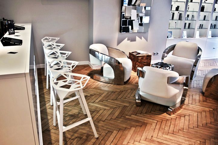 Men Hair Salon : ... name is SO SO wrong : C Men beauty salon by Sam Well Design, Bordeaux