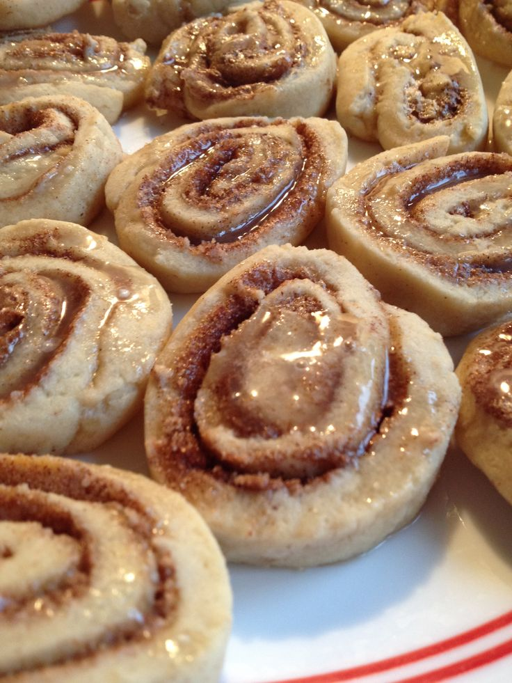 Cinnamon Bun Cookies | Recipe