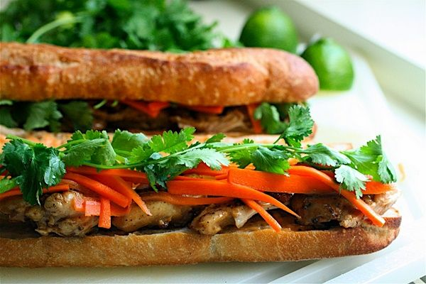 Cooking For Others: Banh Mi Boat Ride | Big Girls Small Kitchen