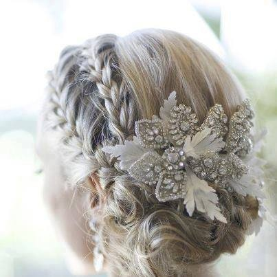Wedding hairstyles By djchus hair hairstyle instahair tagsforlikes hairstyles