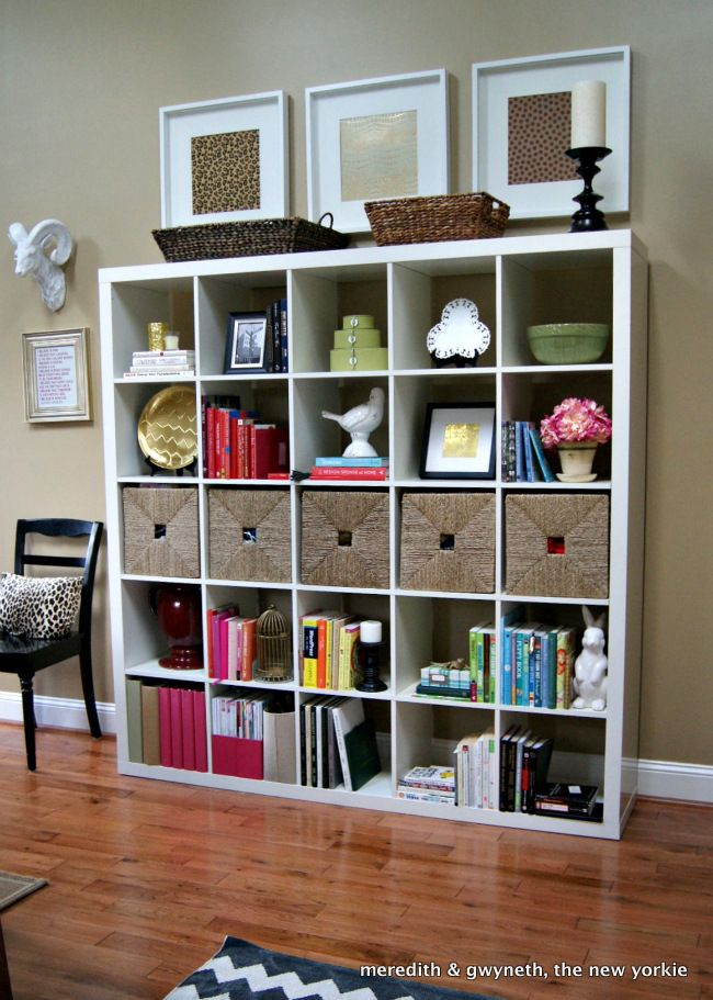 Ikea Kleiderschrank Visdalen ~ Styling for Ikea Expedit Bookcase  For the Home  Pinterest