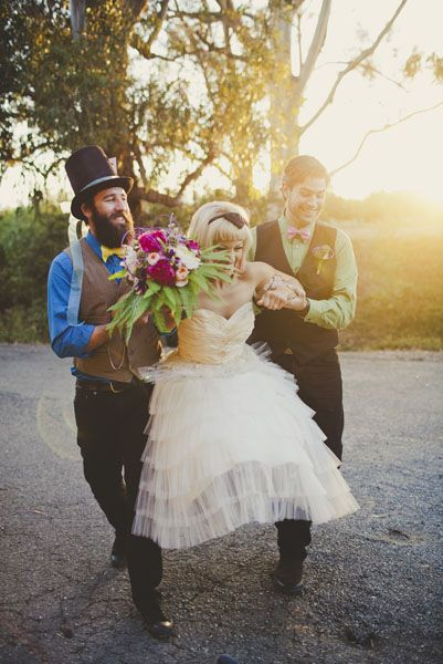 Alice in Wonderland wedding inspiration