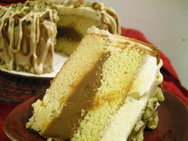 Butter Rum Caramel Cake | Dessert...need I say more? | Pinterest