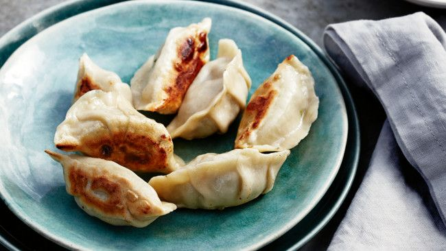 Pot sticker dumplings - Be inspired by the garden-to-plate food ...