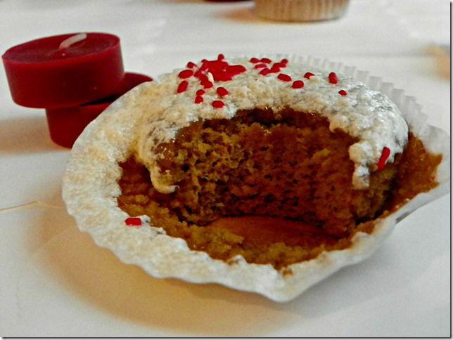 Eggnog Cupcakes with Eggnog Frosting | Food | Pinterest