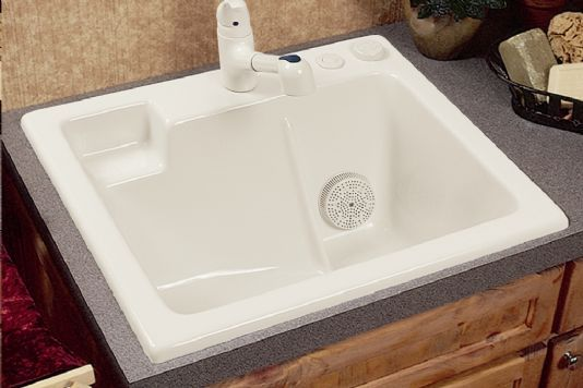 Jetted Laundry Sink : Jentle Jet Jetted Laundry Sink $780.00 The Jentle Jet laundry sink ...