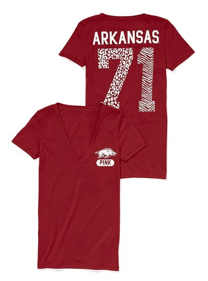 Arkansas Razorbacks Youth Swift Pullover Hoodie Sweatshirt - Cardinal