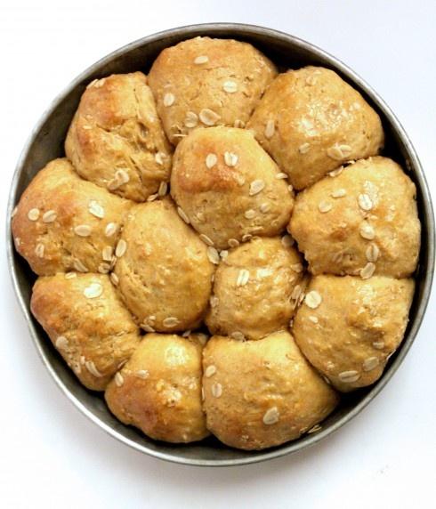 oatmeal molasses rolls | Food & Drink | Pinterest
