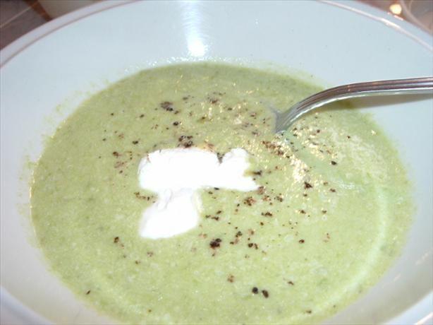 Asparagus Soup from Food.com: A fav soup