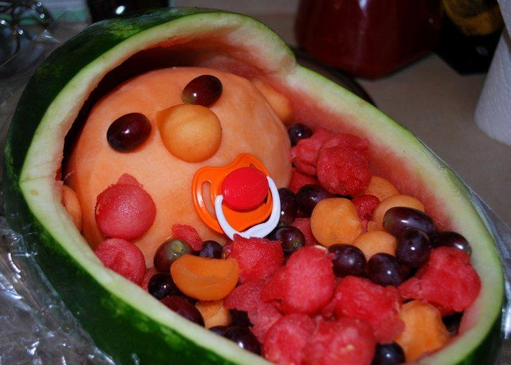 baby shower watermelon party ideas pinterest