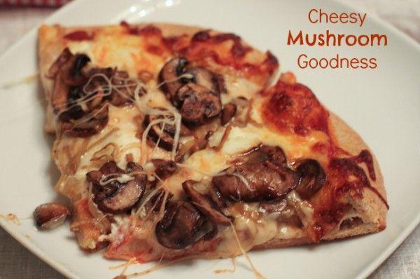 Mushroom-Leek Pizza Recipes — Dishmaps