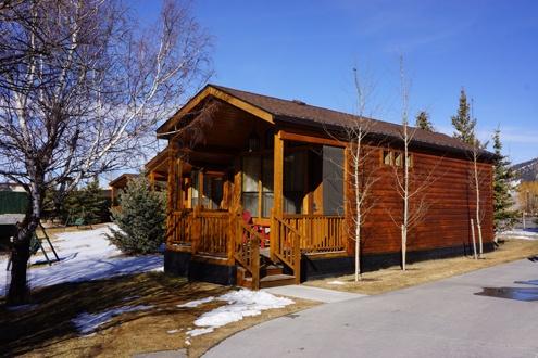 Cavco Park Model Cabin Grand Teton Pinterest