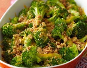 Crunchy Broccoli Bake | Things I want to make | Pinterest