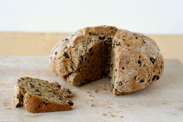Whole-Wheat Irish Soda Bread | Crackers and breads | Pinterest