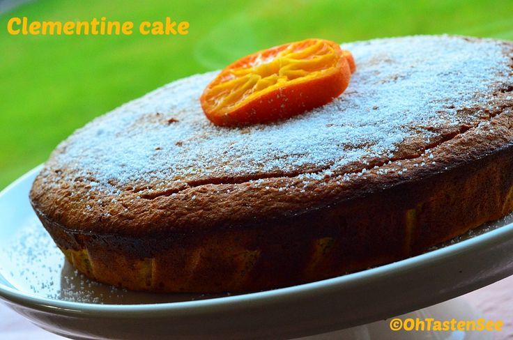 clementine cake | To Make | Pinterest