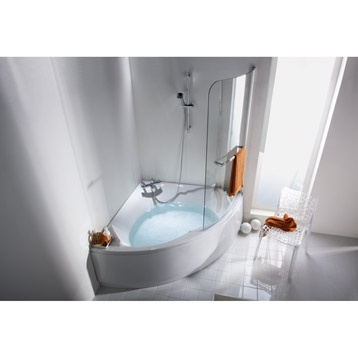 corner bath with shower screen tiny house design pinterest gemma shower screen right hand for gloria bath gemmarh