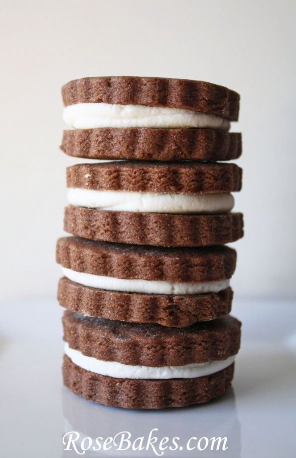 Brownie Roll-Out Cookies {Recipe}