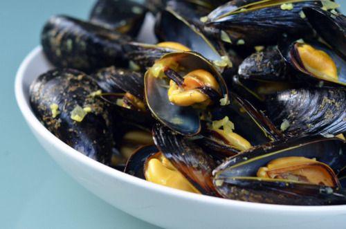 Thai Steamed Mussels | Nom Nom Paleo | Paleo: Fish & Seafood | Pinter ...