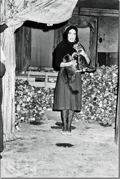 Edith bouvier beale 1972 grey gardens pinterest - Edith bouvier beale grey gardens ...