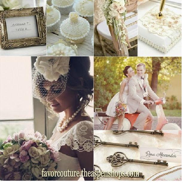 Vintage Wedding Favor Ideas Pinterest : Vintage Wedding Favor Ideas Great Gatsby Pinterest