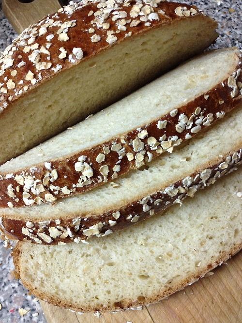 Maple Oat Sandwich Bread | yummy foods I like | Pinterest