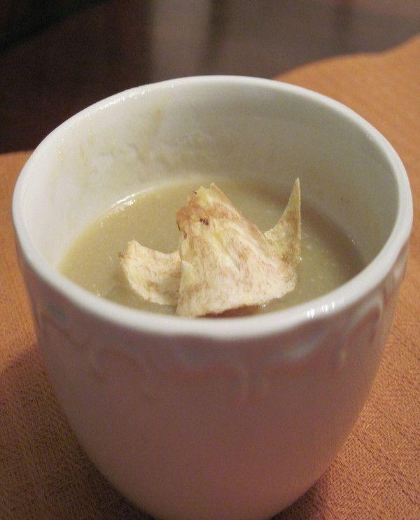 Colombian Plantain Soup (Sopa De Platano) Recipe — Dishmaps