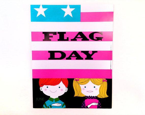 children's day flag