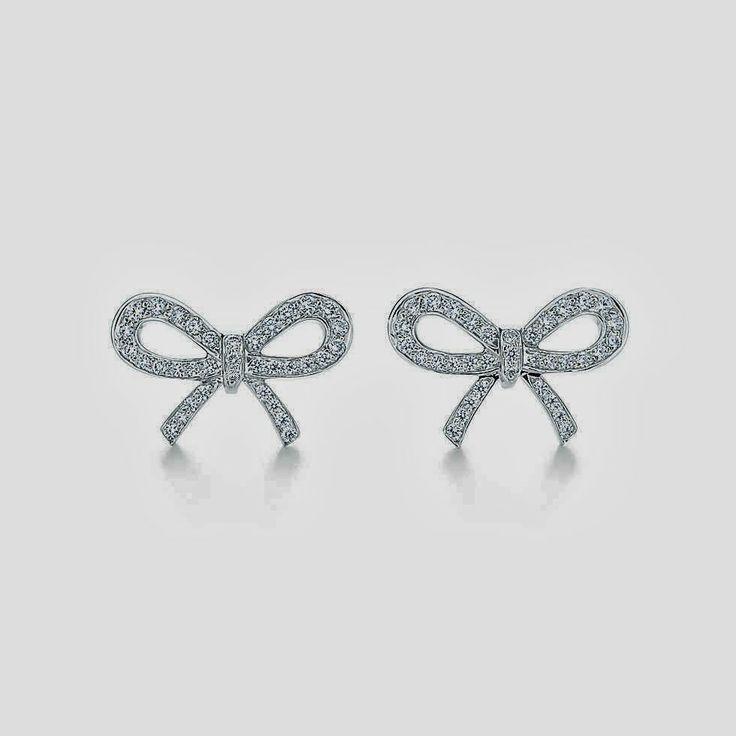 Orecchini fiocco Tiffany&Co.