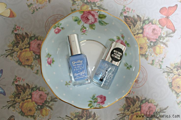 Affordable Gel Nail Manicure at Home Without the LED Light http://www