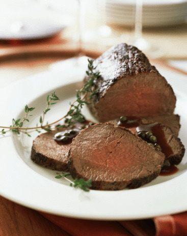 Roasted Beef Tenderloin Recipes | Yummy! | Pinterest