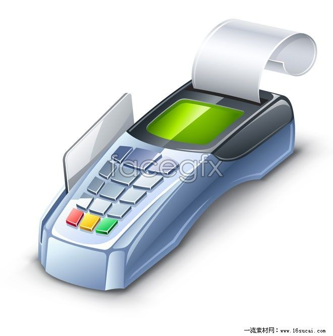 credit card machine staples