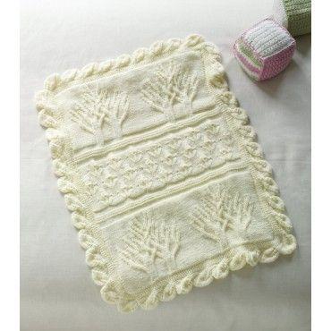 Morehouse Farm Knitting Kits (Baby Items): Baby Blanket