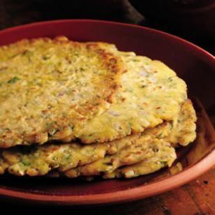 Makkai ki roti (Griddle-Cooked Corn Flatbread) -- Try this recipe ...