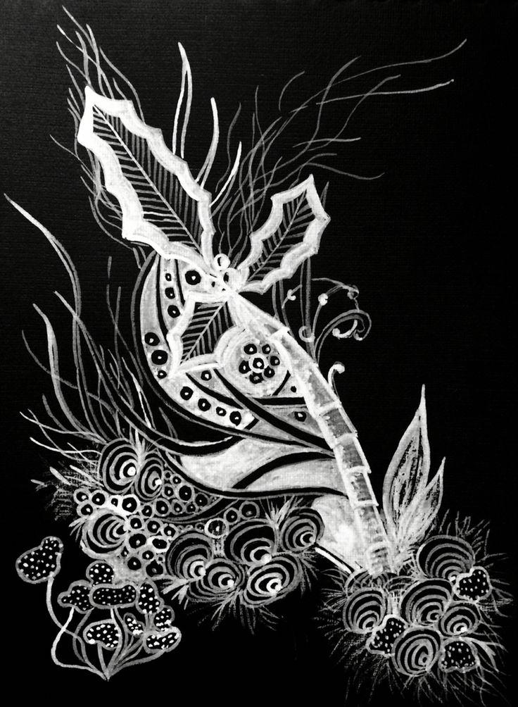 Рисунки цветка василька