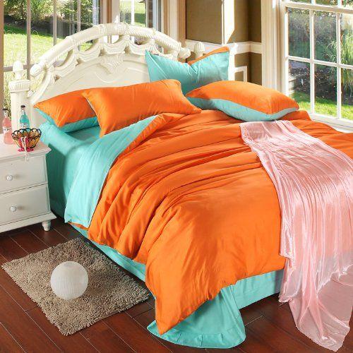 Pin by Gwen Hubbard on Turquoise teal & orange mandarin