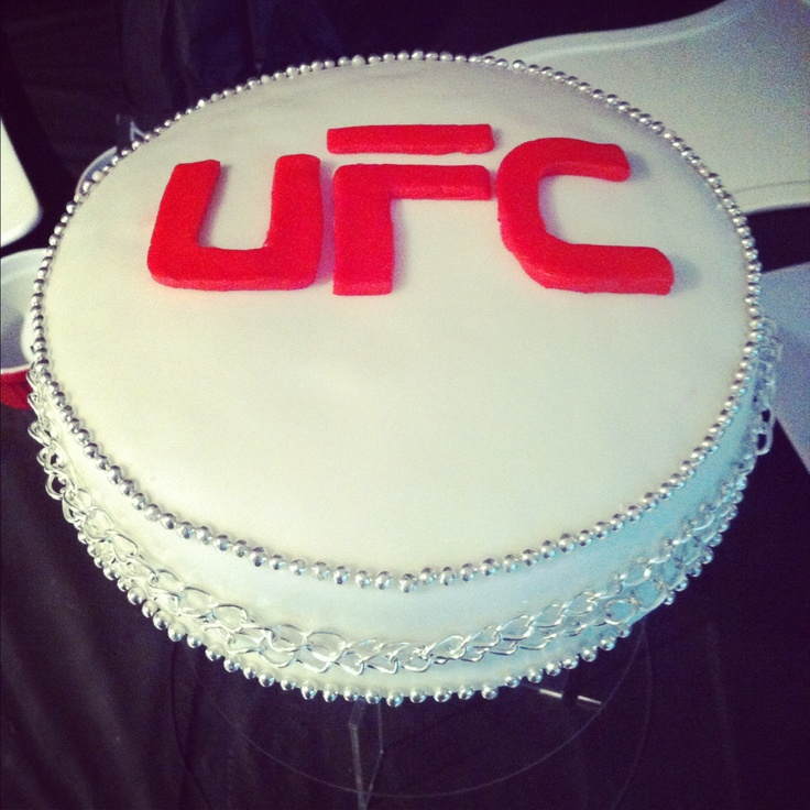 Cake And Art Santa Monica Blvd : UFC cake #MMA #UFC #Fight 8531 Santa Monica Blvd West ...