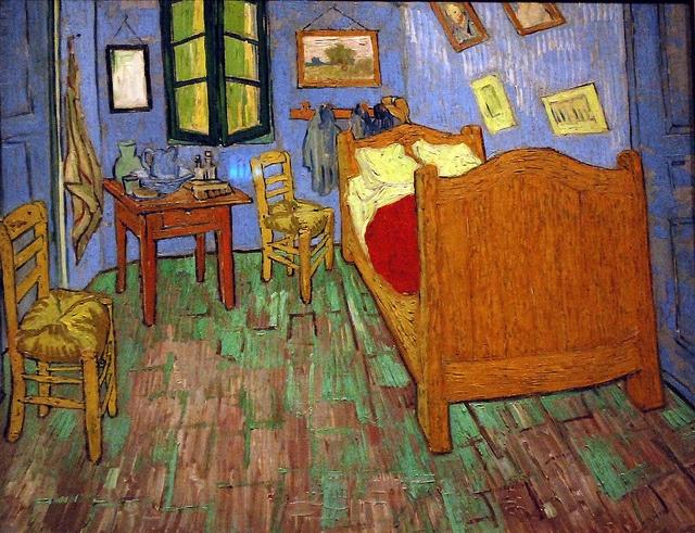 vincent van gogh the bedroom to wed pinterest