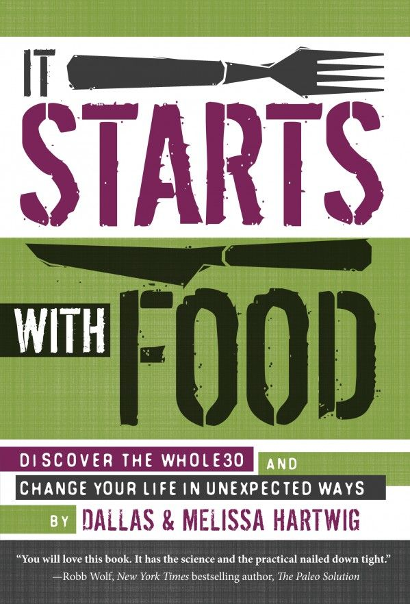 "Five reasons to read ""It starts with food"""