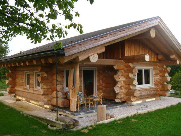Very nice log cabin homes buildings and architecture for Really nice houses