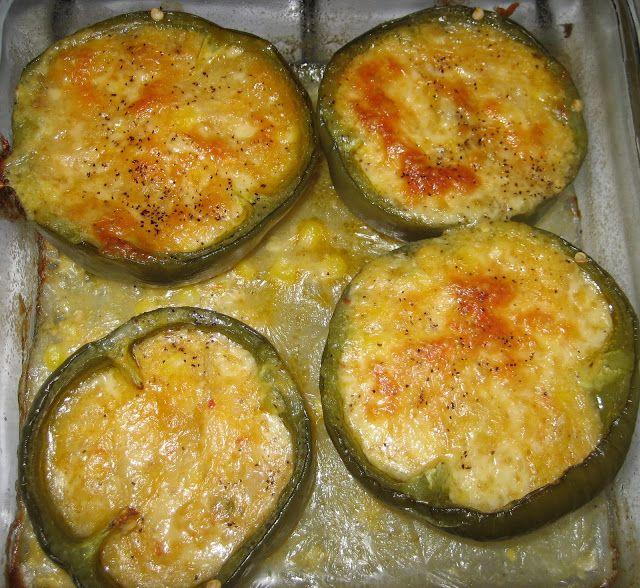 ... stuffed peppers santa fe turkey stuffed peppers greek polenta stuffed