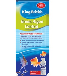 Green Algae Control - Aquarium  100ml    Clears most forms of green algae including filaments (fine strands) and slime