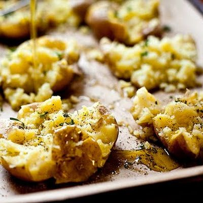 Crash Hot Potatoes | VEGGIESAURUS REX | Pinterest