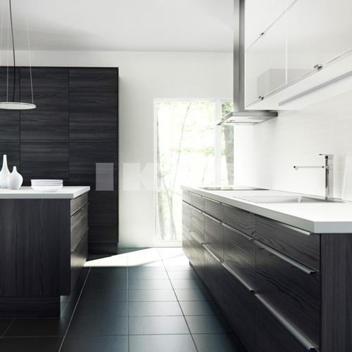 ikea gnosj cabinets kuechen pinterest. Black Bedroom Furniture Sets. Home Design Ideas