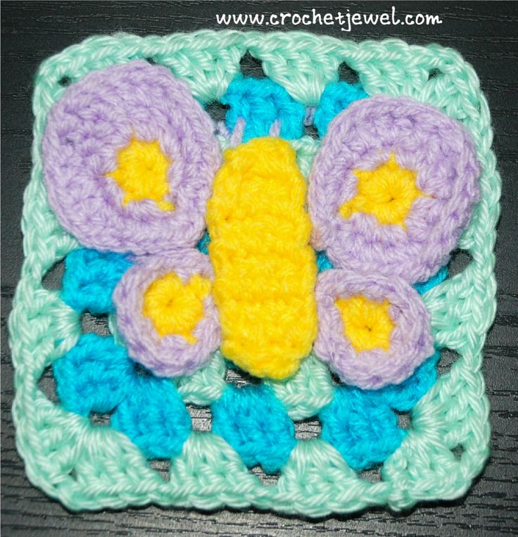 Pin by Kimmi Walrath Doerr on Crochet Granny Squares ...