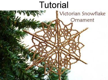 Victorian Snowflake #2982 | Meylah