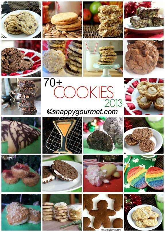 Best Christmas Cookies Recipes Roundup 2013