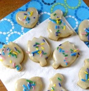 Coconut shortbread cookies | Allergy | Pinterest