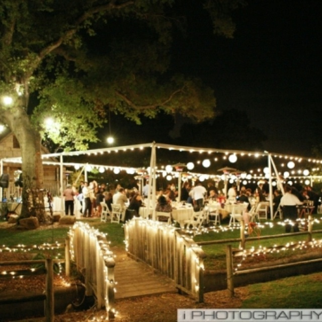 great outdoor party set up party pinterest