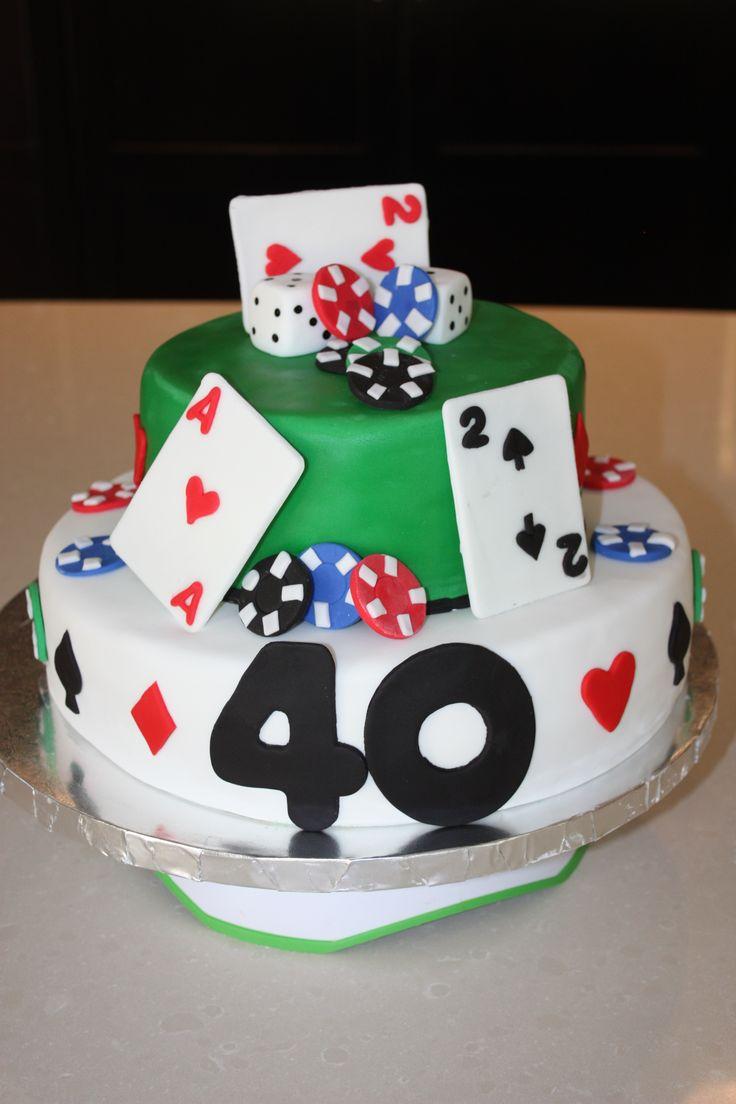 Gambling themed cakes thunder casino sacramento