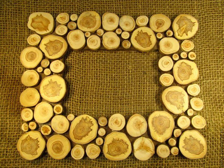 Поделки из спилов можжевельника 72